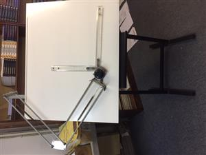 DRAWING BOARD with Parallelogram and adjustable stand