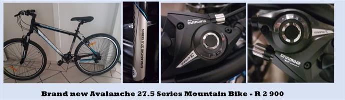 Avalanche mountain bike for sale