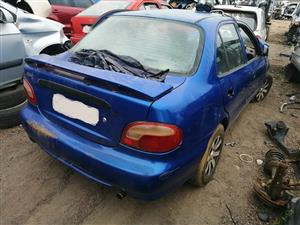 Hyundai Accent Stripping For Spares