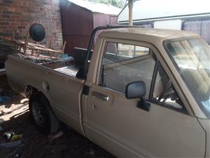 1981 Toyota Hilux single cab HILUX 2.0 VVTi A/C P/U S/C