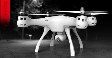 SYMA X8PRO camera drone - GPS enabled