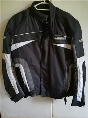 Men's Vmoto motorcycle jacket .