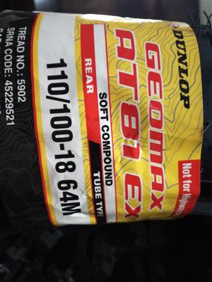 Dunlop Soft Compound