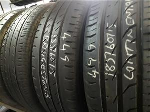 185 60 15 Tyres for sale