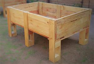 Pallet Wood Products - Made from recycled pallets