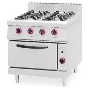 Gas Stove 4 Burner
