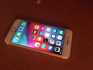iPhone 7 128GIG gold
