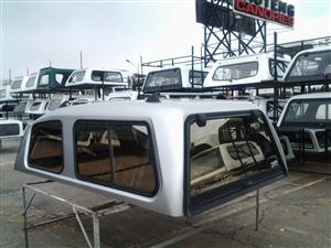 USED BUCCO FORD RANGER BT50 (2007-2011) LWB SILVER BAKKIE CANOPY GOOD CONDITION FOR SALE!!!!!!!!!