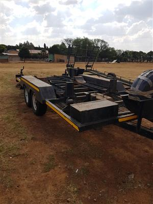 Bobcat trailer for sale