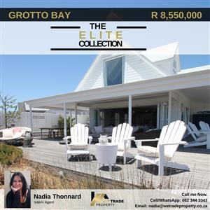 4 BEDROOM HOUSE FOR SALE IN GROTTO BAY Malmesbury, Grotto Bay