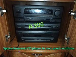 Kenwood cd player for sale