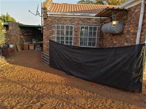 elandspoort a 2 bedr house
