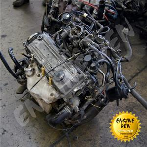 FORD/MAZDA 323 1.5 B5 USED ENGINE