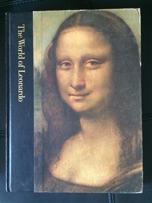 """The World Of"" art books"