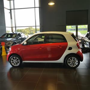 2017 Smart Forfour forfour passion