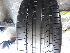 Hi performance tyres on special