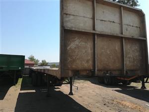 Great Buy! 2009 SA Truck Bodies Superlink Flatdeck!