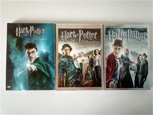 Harri Potter two disc special edition.