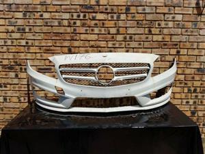 Mercedes Benz A-class W176 AMG Line Front Bumper