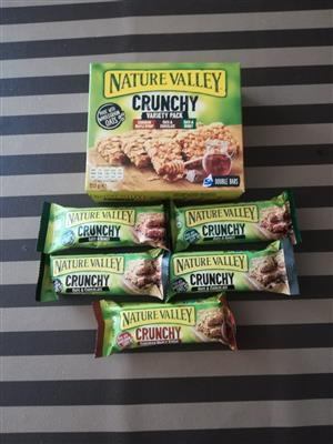 Coffee and Cereal Bars