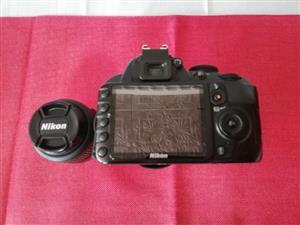 Nikon D3100 camera + accessories