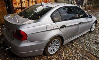 BMW 320D e90 2006 injector problems Stripping for spares