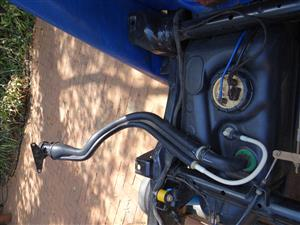 Fuel tank and fuel pump - VW Amarok