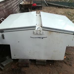 Ldv toolbox canopy