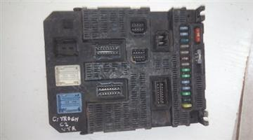 We are currently selling fuse box for Citroen VTR