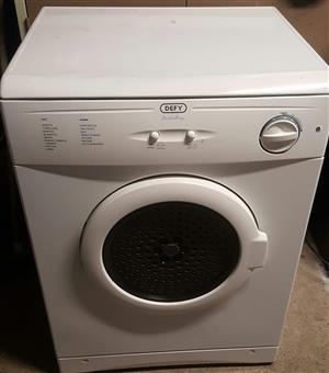 5 kg Defy tumble dryer for sale.