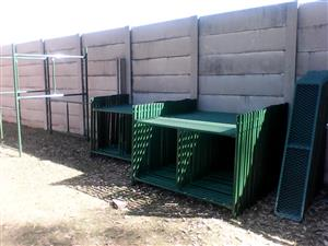 20pc Scaffolding H frames for only R6400