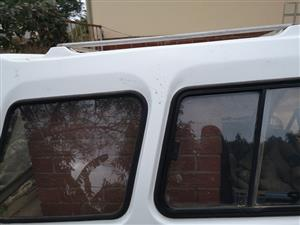 VW Caddy Canopy