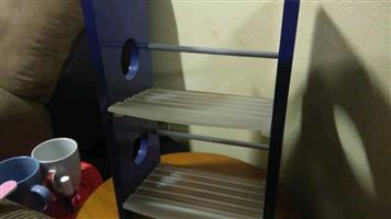 Blue shelf for sale