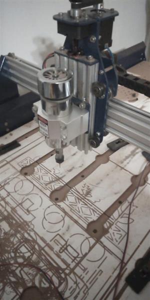 Cron Craft Cnc Machine (Large)