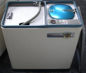 WANTED - Hoovermatic Twin Tub Washing Machine