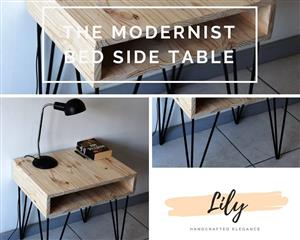 The Modernist Bed Side Table