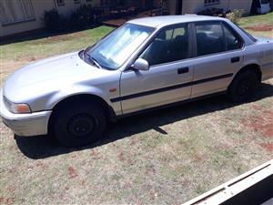 1992 Honda Accord 2.0 Executive automatic