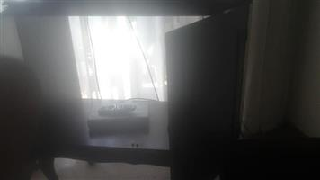 Tv cabinet with doors for sale