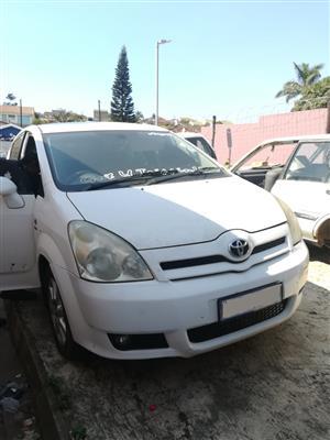 2009 Toyota Verso 1.8 SX
