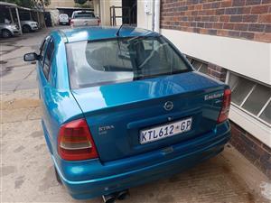 2001 Opel Astra 1.6 Essentia