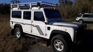 1997 Land Rover Defender 110 TD double cab LE