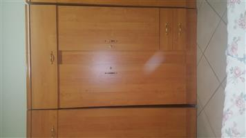 Beautiful wooden wardrobes - urgent sale