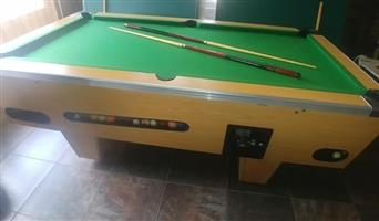 Wondrous Coin Operated Pool Table In Household In South Africa Junk Home Interior And Landscaping Ologienasavecom