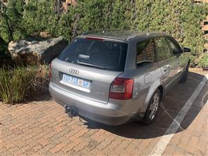 2004 Audi A4 Avant 2.0TDI Ambition