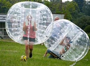 Inflatable Bubbles