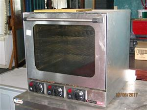 Steel oven for sale