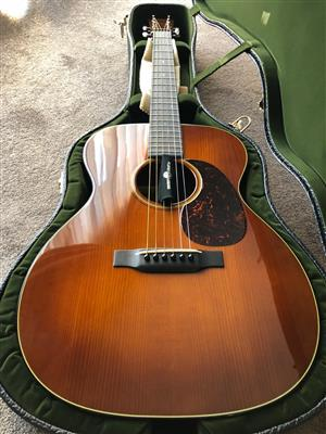 Martin OM-18 AUTHENTIC 1933 Guitar