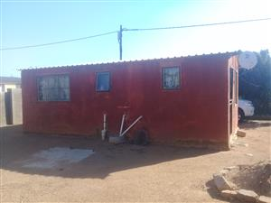 2BEDROOMS AT SOSHANGUVE PP2 URGENTLY ON SALE