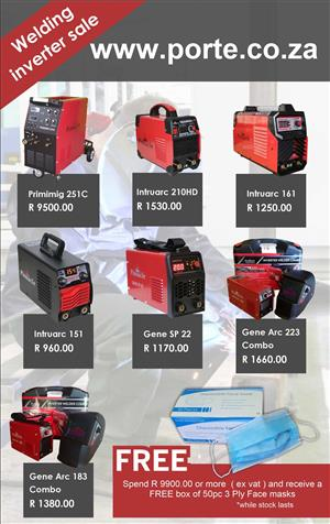 Pinnacle Safety and Welding Machine sale, Free Delivery on all orders.