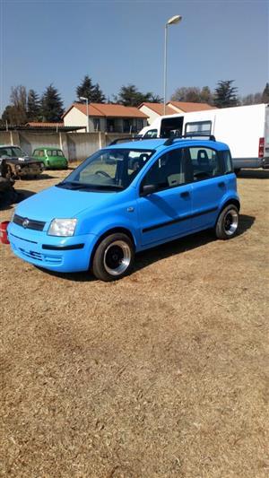 2007 Fiat Panda 1.2 Pop